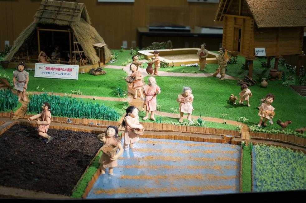 くまもと県民交流館パレア 弥生時代の暮らしと風景